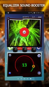 Equalizer Sound Booster apk screenshot