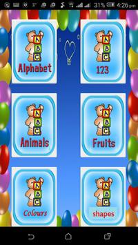 KidsLearnGame screenshot 3