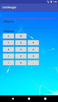 All in One Calculator and Unit Converter apk screenshot
