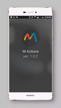 M Actions   FlashLight poster