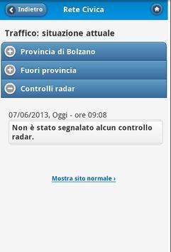 InfoTraffico Alto Adige apk screenshot