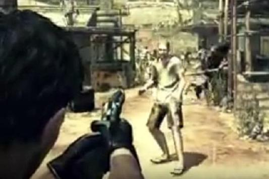 New Resident Evil 5 Tips apk screenshot
