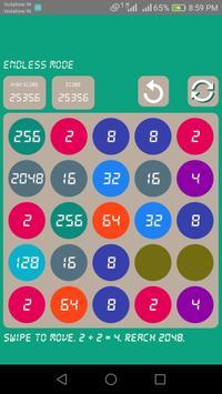 2048 screenshot 2