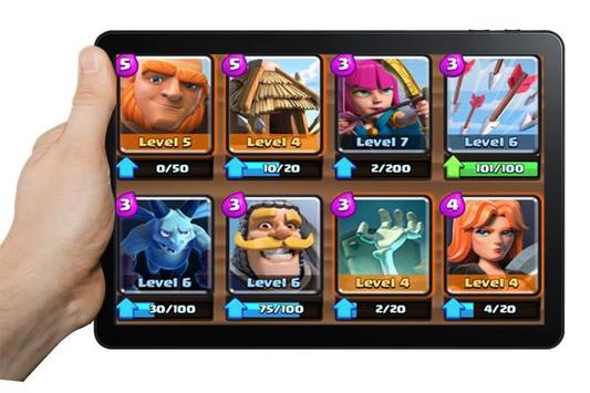 Guia For Clash Royale New poster