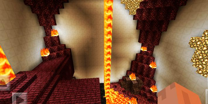 New Find the Button Mini-game. Map for MCPE screenshot 2