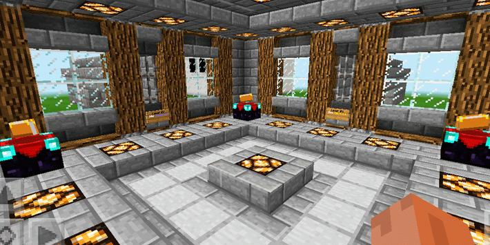 New Find the Button Mini-game. Map for MCPE screenshot 6