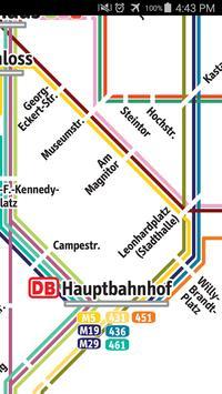 Braunschweig Tram & Bus Map apk screenshot