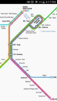 Denver Light Rail Map for Android - APK Download on
