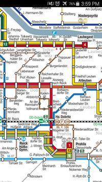Dresden Metro Map apk screenshot