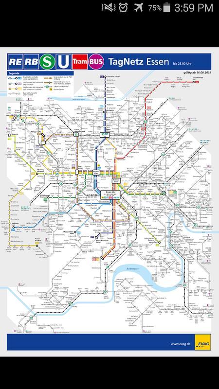 Essen metro map descarga apk gratis viajes y guas aplicacin para essen metro map poster gumiabroncs Choice Image
