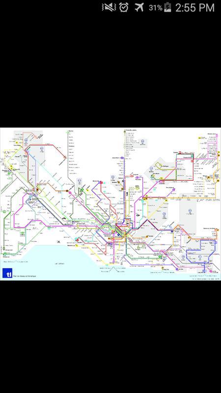 Lausanne Metro Map für Android - APK herunterladen
