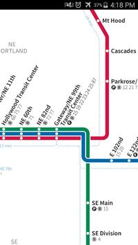 Portland Light Rail & Tram Map for Android - APK Download on