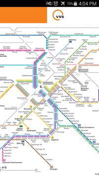 Stuttgart Metro Map apk screenshot