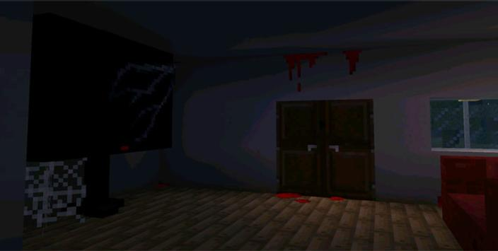 The Illusion Of Terror Horror Map For Minecraft PE For Android APK - Horror maps fur minecraft