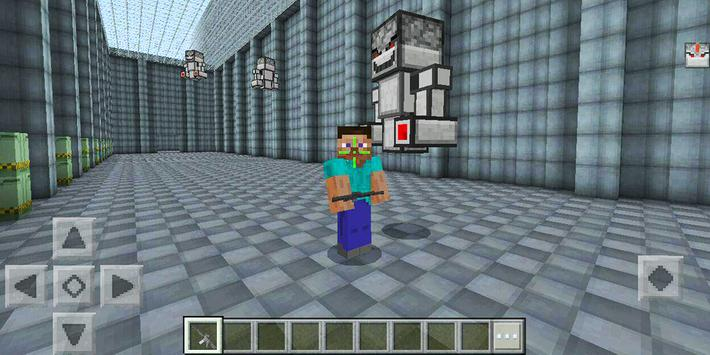 Mechanic Apocalypse 3. Map for Minecraft screenshot 13