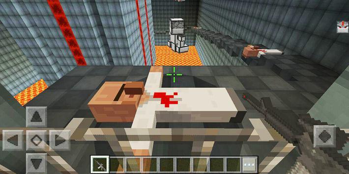 Mechanic Apocalypse 3. Map for Minecraft screenshot 1