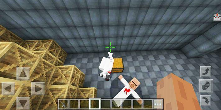 Mechanic Apocalypse 3. Map for Minecraft screenshot 7