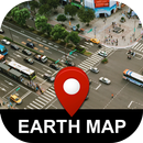 Live Street View - Global Satellite Earth Live Map-APK