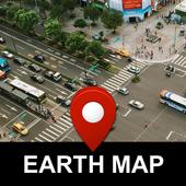 Live Street View-icoon