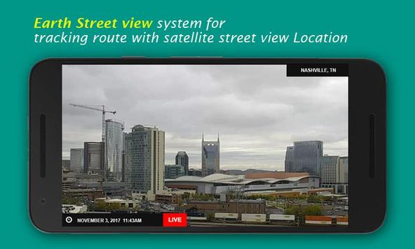 Live Street View-poster