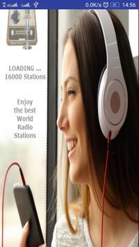 16000 RADIO BEST LIVE poster