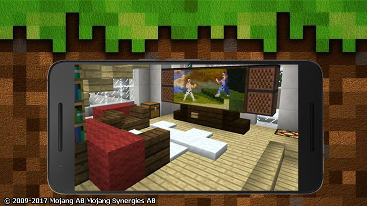 Modern Redstone House MCPE for Android - APK Download