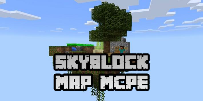 New Skyblock Map for Minecraft PE screenshot 4