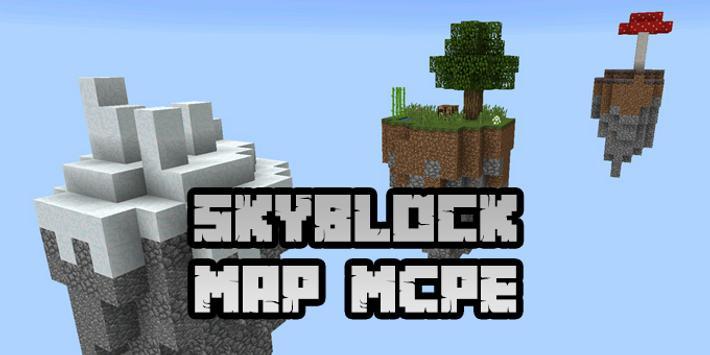 New Skyblock Map for Minecraft PE screenshot 7