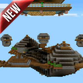 SkyWars map for MCPE 1 0 5 for Android - APK Download