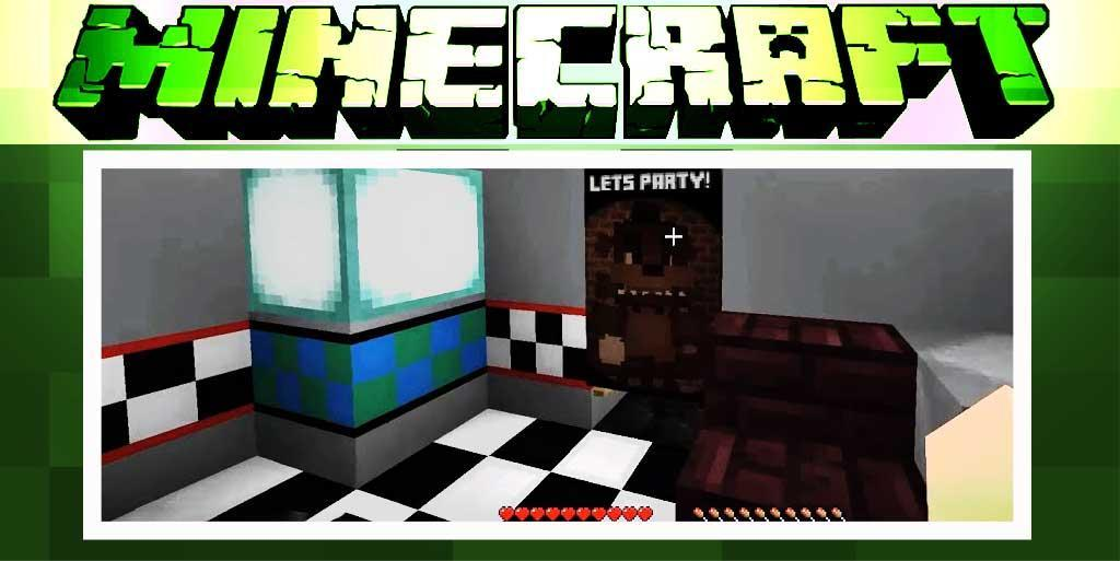 Fnaf Map For MCPE for Android - APK Download