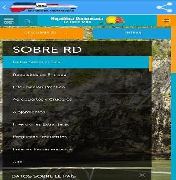 Mapas de Republica Dominicana apk screenshot
