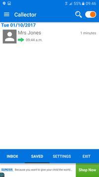CALLector apk screenshot