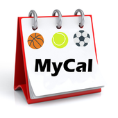 MyCal Sports icon