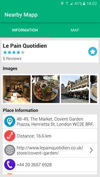 Nearby Mapp apk screenshot