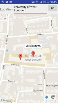 Location 4 UWL apk screenshot