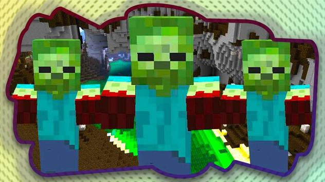 Real zombie apocalypse maps for minecraft pe for Android - APK Download