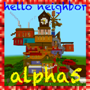 Peta Hey Neighbor alpha 5 APK