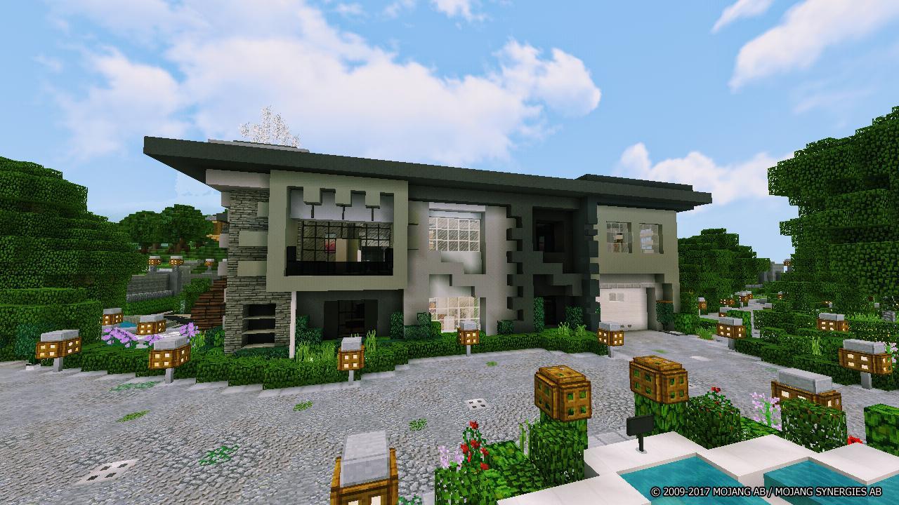 Ultra Lux Mansion Minecraft Map para Android - APK Baixar