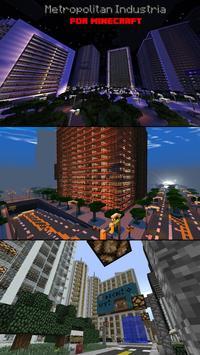 Great Minecraft City Maps apk screenshot