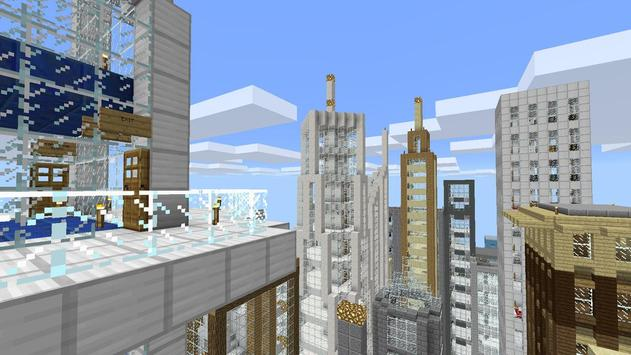 Map city Epican Republic mcpe apk screenshot
