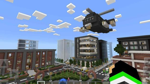 Map Of Sim City For Minecraft Pe APKDownload Kostenlos - Kostenlose maps fur minecraft pe