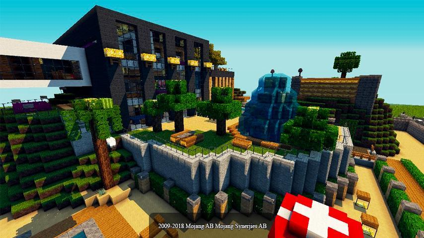 Modern house maps for minecraft pe screenshot 3. Modern house maps for minecraft pe for Android   APK Download