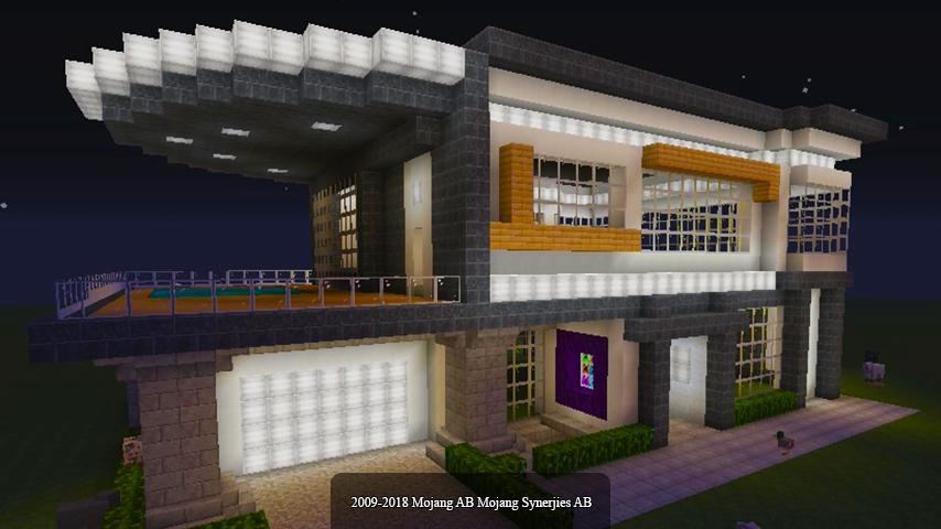 Modern house maps for minecraft pe for Android - APK Download