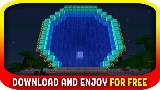 Portal maps and mods for minecraft 2 4 4 1 (Android