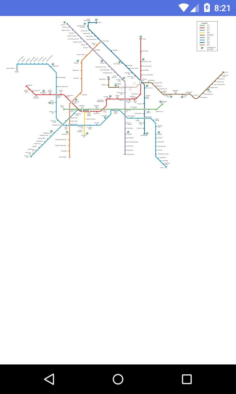 Berlin Subway Map Poster.Berlin Metro Map For Android Apk Download