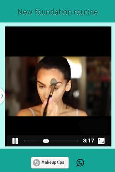 Makeup step by step screenshot 7