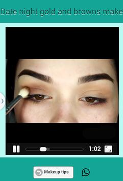 Makeup step by step apk screenshot