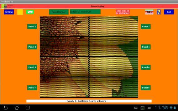 iBead Banners Ez apk screenshot