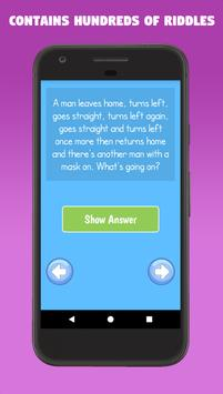 Riddles With Answers apk screenshot