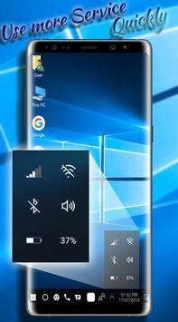 Computer Launcher For Win 10 Theme screenshot 2